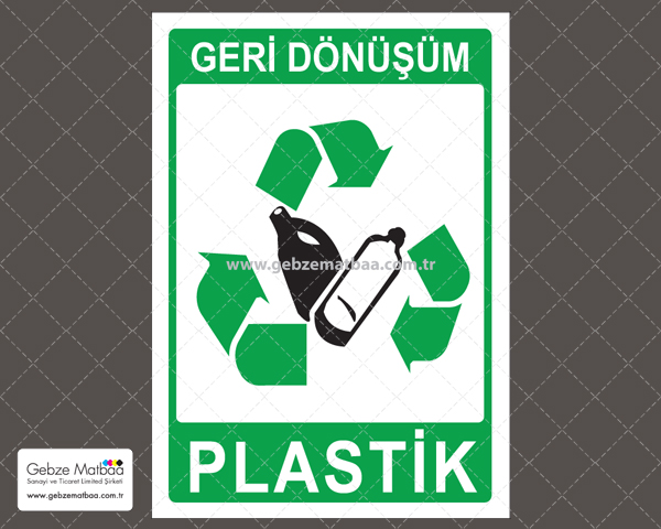 Plastik Atık Levhası