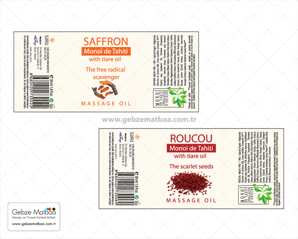 Ürün Etiketi